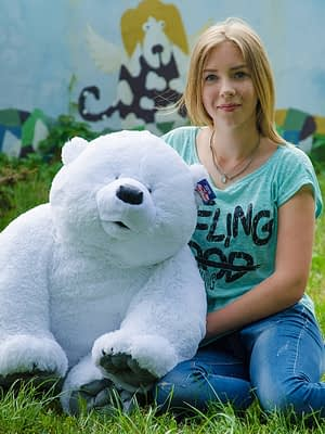 Медведь Сахарок 100 см - фото 17