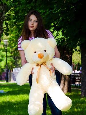 Медведь Рафаэль 100 см Персик