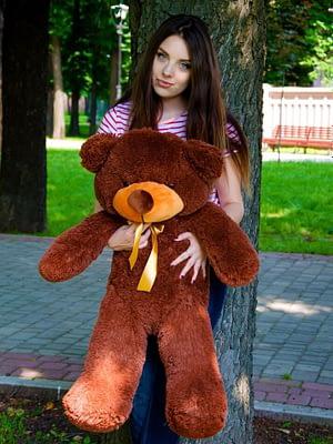 Медведь Рафаэль 100 см Шоколадный
