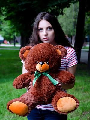 Медведь Томми 65 см Коричневый