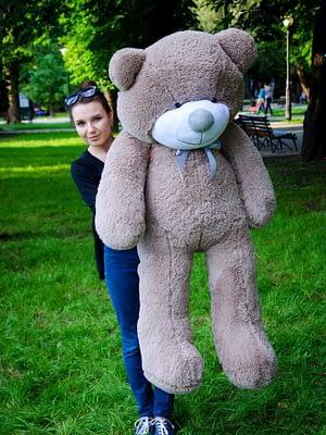 Медведь Рафаэль 160 см Капучино