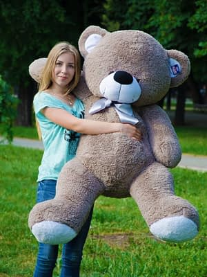 Медведь Бойд 160 см Капучино