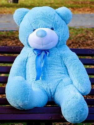 Медведь Рафаэль 120 см Голубой