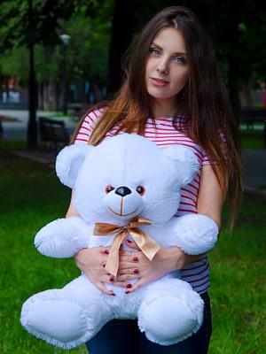Медведь Томми 65 см Белый