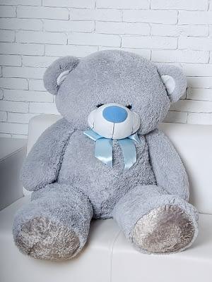 Медведь Бойд 200 см Серый