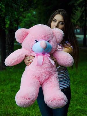 Медведь Рафаэль 80 см Розовый
